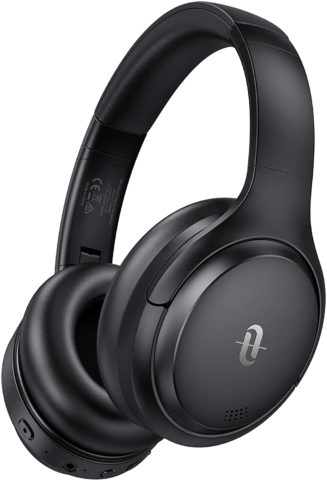 TaoTronics Hybrid Active Noise Cancelling Headphones Bluetooth Headphones Over Ear with 35H Playtime