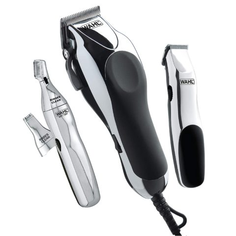 Wahl Clipper Home Barber Kit Model 79524-3001, Electric Clipper