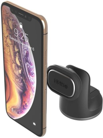 iOttie ITap 2 Magnetic Dashboard Car Mount Holder Cradle for IPhone Xs Max R 8 Plus 7 Samsung Galaxy S10 E S9 S8 Plus Edge Note 9