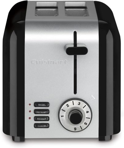 Cuisinart CPT-320P1 Compact Stainless 2-Slice Toaster