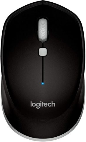 Logitech M535 Bluetooth Mouse Compact Wireless Mouse with 10 Month Battery Life Works with Any Bluetooth Enabled Computer, Laptop or Tablet Running Windows